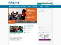 WHO WE ARE, WHAT WE DO, OUR COLLEGES, UWC LIFE