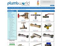 Plumbing Brassware & Valves available at Plumbworld