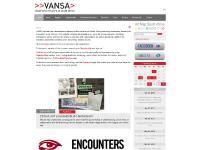 vansa.co.za Regions, Opportunities, Professional Practice
