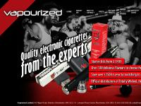 vapourized.co.uk NEW TO VAPING?, OUTLET FINDER, LOYALTY CARD