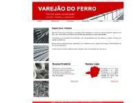 varejaodoferro.com Ferro, construção, varejão