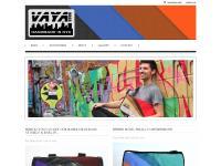 vayabags.com Vaya Bags, Messenger Bags, Bike Bags