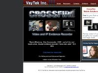 VayTek, Video and Evidence IP Recorder, CrossFire, Evidence Recording, IP Camera