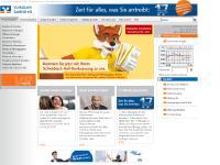 Volksbank Saaletal eG - BLZ 830 944 54 Homepage