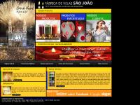 Fábrica de VELAS São João - Velas decorativas, aromáticas, esotéricas, arranjos