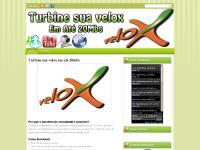 Início, Postagens (Atom), Velox Turbinada 20Mb!