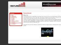 venturesound.co.uk PA sound system hire, PA system sales, Audiocenter