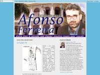 Vereador Afonso Ferreira