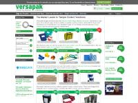 Versapak Bag Button Seals, Cash Handling Security Products, Genuine Versapak Mail Pouches, Transport & Courier Bags