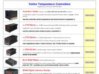 vertex-qis.co.uk Manuals and Technical Info