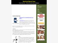 VERTICAL BAND SAW - Best Selection Vertical Band Saws