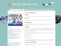 Holidays, Very last minutes .com, Last minute, deals