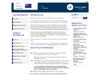 Collection of Passport, Security Regulations, Public Holidays / Closures, Useful Links