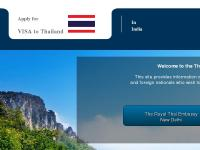 Thailand Visa Information India - Home Page