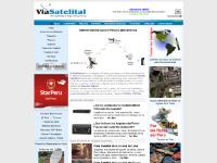 Internet Satelital Peru, vsat Idirect Evolution X3 y Hughes HN7000s, Banda Ancha Via Satelite