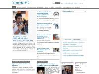 victoria840.com SALUD, PROGRAMACION, FORO DEPORTIVO
