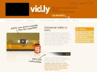 Video Converter | Online Video Encoder - vid.ly