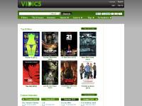 vidics.eu Make Homepage, Films, TV-Shows
