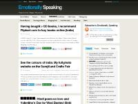 Emotionally Speaking