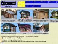 Tillverkning av timmerhus,timmerstommar,timmerstugor i Hede ...