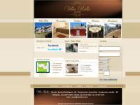 Villa Belle Chalés - Campos do Jordão - Tel (12) 3664-3849
