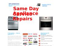 VIP Domestics  Cooker Repairs