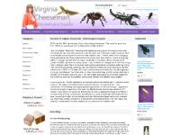 Virginia Cheeseman - Entomological Supplier