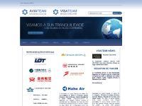 visateam.pt Acesso Profissionais, VisaTeam, AviaTeam