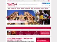 visityork.org.uk York Hotels, B&Bs, Guest House