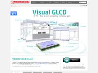 MikroElektronika - Visual GLCD - Software for visually building embedded GUI devices with Graphic LCD