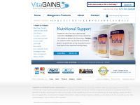 vitagains.com vitagains, metagenics, free shipping
