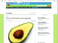 Fitness y nutrición. Vitónica