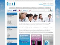 Telephone System Engineers, Line Rental & Calls, Website Design, I.T and Networking