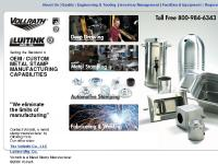 Facilities & Equipment, Request Quote, The Vollrath Co., LLC