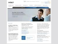 volt.com Global Offices, Investors & Governance, Solutions & Services