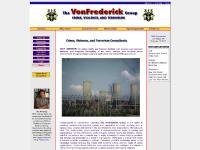 Terrorism Consultants - The VonFrederick Group