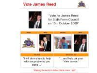 Vote James Reed