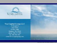 voxcapitalgroup - Vox Capital Group