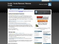 Vundo Removal | Delete Vundo Virus