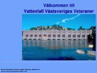 statistik för vvvet - Vattenfalll Västsveriges Veteraner