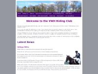VWH Riding Club - Home