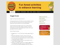 Waggle Woods | Fun forest activities to enhance learning