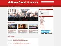 walthamforestlabour.co.uk Mailing list, Waltham Forest Labour, Olympic Investment for Leyton Tube