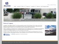 Walton & Company Where Quality Works