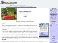 Wap-2-Go Mobile CMS Website