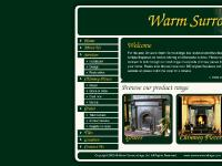 warmsurroundings.com Antique fireplaces, Cast iron fireplaces, fireplaces in liverpool
