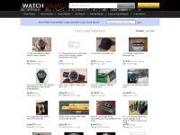 watchcrowd.com used watches, watches, pre-owned watch