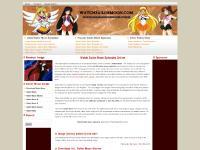 watchsailormoon.com Sailor Moon, watch Sailor Moon, sailor moon episode