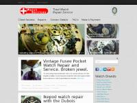 Repairs, Trade Watch Repairs, Pocket Watch Repairs, Breitling Watch Battery