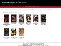 watchvampiremovies - Watch The Best Vampire Movies: A Collection Of Free Movies Online.